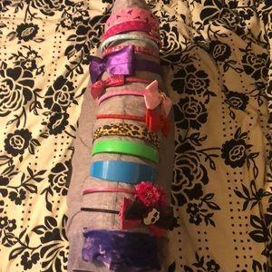 15 set of girls headbands